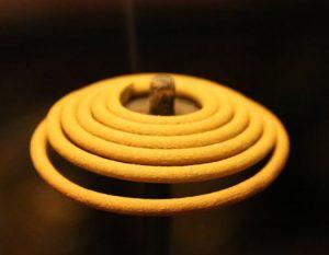 Incienso en espiral